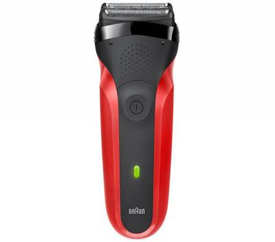 Электробритва Braun Series 3 300s red